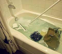 オキシ 漬け 風呂