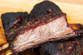 Orion Cooking Chart Smoked Beef Short Ribs Dino Sized Bbq Thermoworks