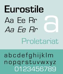 Eurostile Light Font Free Eurostile Wikipedia
