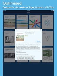 Ms Office Proposal Template Apple Itunes Template App Ms Office Iwork Pages Number Templates