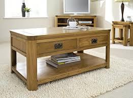 oak coffee table fabulous solid