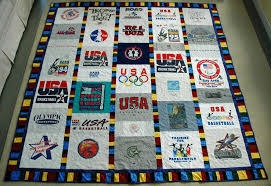 Latest Quilts - Goose Tracks Quilts & Paralympics T shirt Quilt Adamdwight.com