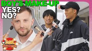 why boys wear makeup in an anese boys on make make up