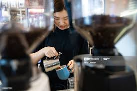 7 best online barista courses (barista training). Pin On Vectors Silhouette