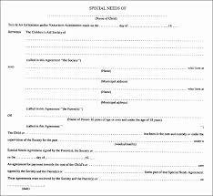 Custody Agreement Sample Virginia Custody Agreement Template Ghostclothingco