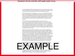 essay on abraham lincoln okl mindsprout co essay on abraham lincoln