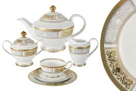 <b>Чайный сервиз</b> Августина 23 предмета на 6 персон - <b>Midori</b> ...