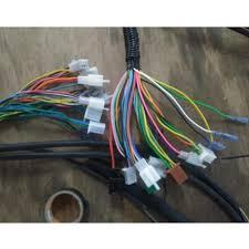 multicolor e rickshaw wire harness for automobile automotive wire Restoration Wiring Harness at Automotive Wiring Harness Manufacturers In India