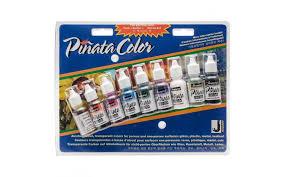 Pinata Ink Color Chart Jaquard Pinata Alcohol Inks Set