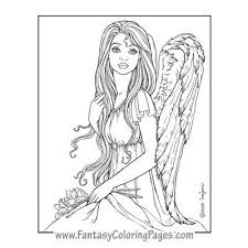 Small Picture Angel Coloring Pages For Adults Pages Iphone Coloring Angel