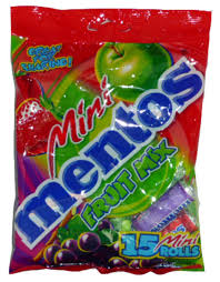 Mentos Vending Machine Simple Mini Mentos 48 Roll Fruit Mix Bag And Other Confectionery At