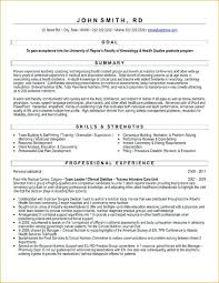 Phd Candidate Resume Sample Resume Template Graduate Student