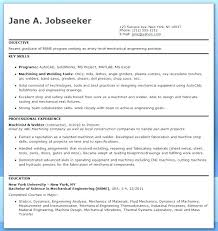Mechanical Design Engineer Sample Resume Sample Resume Mechanical