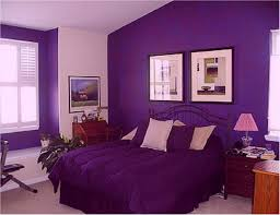 Small Picture Bedroom Purple And Gray Wall Paint Color Combination Romantic