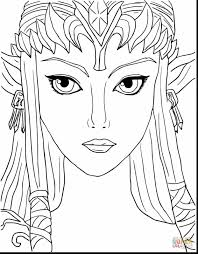Zelda Coloring Pages For Adults Zelda Coloring Pages For Adults