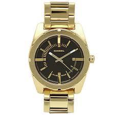 1andone rakuten global market diesel clock men diesel dz5382 diesel clock men diesel dz5382 good company watch watch gold black