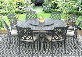 cast aluminum patio dining sets outdoor furniture benches durability