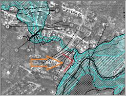 fema flood zone map for wappingers creekk 2016