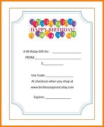 Gift Certificate Wording 9 Gift Certificate Form Template 241711601537 Gift Certificate
