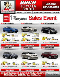 boch toyota south has great deals for toyota s serving the rhode island market this elevator is unfortunately messed up because of the door operator