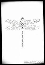черно белый эскиз тату геометрия 09032019 040 Tattoo Sketch