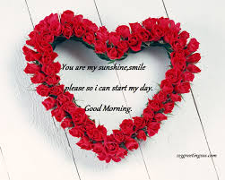 Good Morning Wishes With Heart Pictures ...