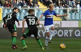 Sampdoria-Sassuolo, un punto a testa per Ranieri e De Zerbi ...