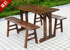 get quotations factory direct wood outdoor patio bar restaurant chairs and coffee tables and chairs restaurant tables