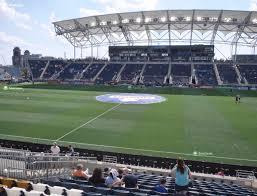 Talen Energy Stadium Section 126 Seat Views Seatgeek