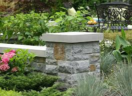 garden pillars. 06 Ledgerock Pillars \u0026 Walls Garden