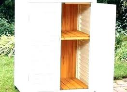 patio box outdoor storage cabinet rattan boxes large wicker cushion outside deck rubbermai outdoor