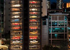 Car Vending Machine Singapore Interesting This Singapore Facility Is The World's Largest 'vending Machine' For