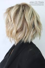 Hairstyles Chic Layered Bob Hairstyle Most Inspiring Trendy Krátke