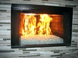 gas fireplace insert glass rocks convert gas fireplace glass rocks inserts elegant ideas bathroom gas fireplace