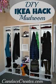 Ikea Mud Room diy ikea hack mudroom lockers mudroom ikea hack and gloves 7061 by uwakikaiketsu.us