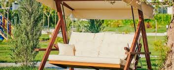 wooden garden swing seat outdoor aida