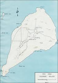 of sulphur island