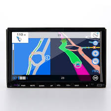 ouku 2014 new model 7 inch double 2 din in dash touch screen lcd ouku 2014 new model 7 inch double 2 din in dash touch screen lcd monitor dvd cd mp3 mp4 usb sd amfm rds bluetooth and gps navigation sat nav head deck