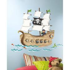 Pirate Bedroom Decorating Fun Pirate Room Decor Ideas