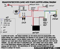 xs650 wiring diagram chopper 1978 yamaha xs650 wiring diagram universal motorcycle wiring harness kit at Chopper Wiring Harness