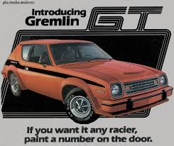 Hot Compacts 1970s Style Pinto Rallye Amc Gremlin Gt And Citation