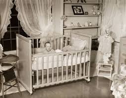 retro baby furniture. photos 100 years of nursery design for kate middletonu0027s royalbaby pinterest board retro baby furniture