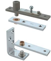 pivot set double action frame mounted stainless steel