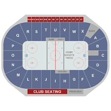 Penn State Ice Hockey Arena Seating Chart Munn Ice Arena East Lansing Tickets Schedule Seating