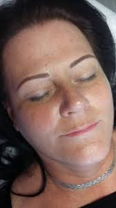 Permanentní Make Up Tetování Vlasů Permanentní Make Up Tetování