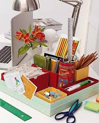 home office desk storage. DIY Home Office Organization Ideas Storage Box Uncluttered Desk E