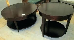 coffee table espresso finish espresso round coffee table espresso round coffee and side table lift top coffee table espresso finish