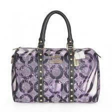 Coach Poppy Stud Medium Purple Luggage Bags ATA