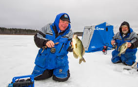 Tuned Up Custom Rods Chart Ask The Pros What Is The Best Line For Panfish Through The Ice