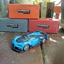 Ensamble de auto numero 3 de 12, bugatti vision gt escala 1/64 de 7eleven hypercar collection presentado por mundo 1/64. Bugatti Vision Gt Diecast Online Shopping